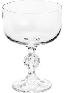 Conjunto 6 Taças De Cristal Ecológico Para Sobremesa Klaudie/Sterna 200Ml