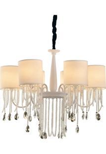 Lustre Lamp Show Asten Branco