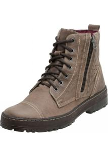 Bota Adventure Alcalay Mamut Marrom
