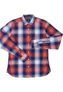 Camisa Wrangler Vermelho