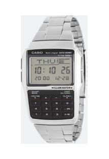 79d89112d7d Lojas Renner. Masculino Relógio Vintage Casio Digital Dbc32d1adf