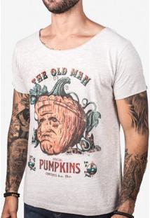 Camiseta The Old Man Pumpkins 103256