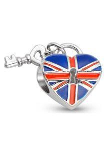 Pingente Life Coração Britânico