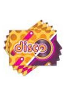 Jogo Americano - Disco Com 4 Peças - 749Jo