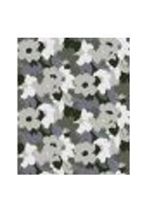 Papel De Parede Adesivo Decoração 53X10Cm Preto -W22560