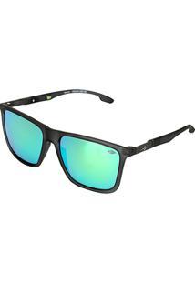 Óculos De Sol Mormaii Hawaii Masculino - Masculino-Preto