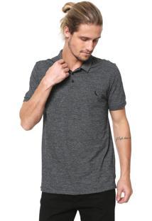 ... Camisa Polo Reserva Reta Rustica Grafite 2c67e69102057