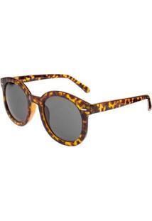 Óculos Ray Flector Underground 264Co - Feminino-Amarelo+Preto