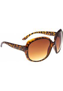 Óculos Ray Flector Gutter Buckingham Rf19Co Onça