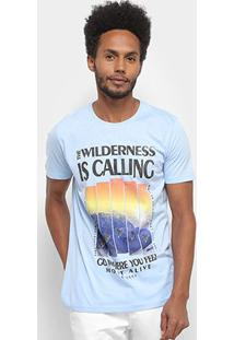 Camiseta Colcci Wilderness Is Calling Masculina - Masculino
