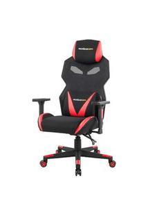 Cadeira Office Pro Gamer Z Preta Com Vermelho - 50122 Preto Com Vermelho