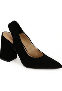 Sapato Scarpin Bico Fino Offline