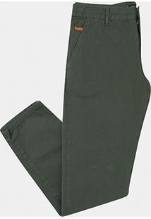 Calça Triton Sarja Color Masculina - Masculino