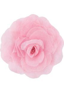 Philosophy Di Lorenzo Serafini Broche Com Aplicação Floral - Rosa