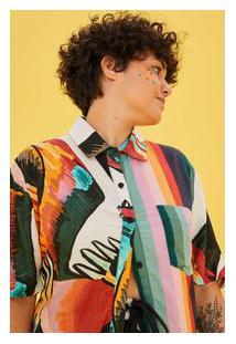 Camisa Patch Maxi Tucanos Uni