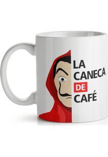 La Caneca De Café Geek10 Branca
