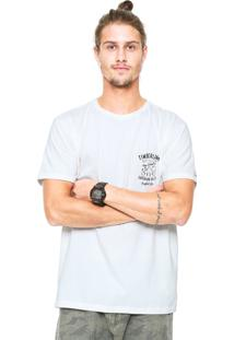Camiseta Timberland Kennebec Bege