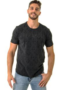 Camiseta Opera Rocktropical Rocker'S Preto