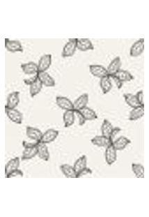 Papel De Parede Autocolante Rolo 0,58 X 3M - Floral 288494408