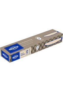 Faca De Sobremesa Aço Inox 12 Peças Premiere Brinox 5000/106