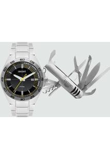 Kit Relógio Masculino Orient Mbss1299 K254P1Sx