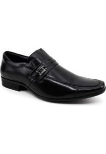Sapato Social Jotape Air King Couro Masculino - Masculino