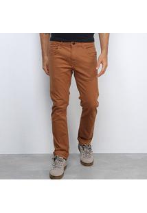 Calça Skinny Oakley 5 Pocket Masculina - Masculino