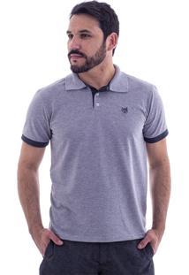83fc3dad67 Camisa Pólo Ombro Plus Size masculina