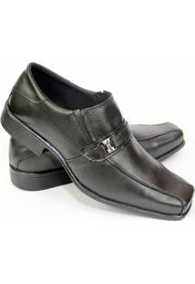Sapato Social Couro Garra Masculino - Masculino