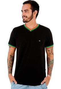 Camiseta Maresia Vibe Stripes - Masculino