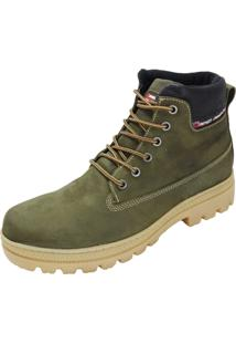 Bota Atron Shoes Adventure Ride Work Chumbo