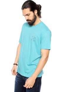Camiseta Rusty Sleuth Azul