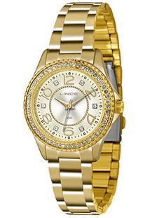 Relógio Feminino Lince Lrgj055L C2Kx
