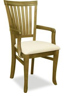 Cadeira Com Braço Rústica Inglaterra-Mappin - Oregon
