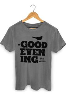 Good Evening - Camiseta Clássica Masculina