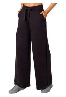 Calça Pantalona Moletom Lupo Sport (76407-001)