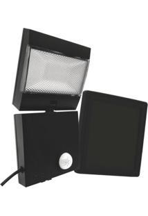 Refletor Solar 3W Com Sensor De Presença - 15560 - Ecoforce - Ecoforce
