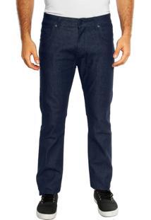 Calça Jeans Quiksilver Arto Azulimp Azul