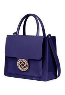 Bolsa Petite Jolie Pj3749 Feminina - Feminino-Azul
