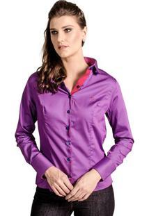 5c7ed6de3 Camisa Alfaiataria Classico feminina | Shoelover