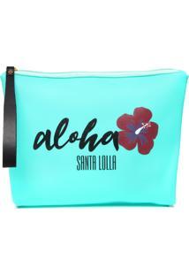 Clutch Santa Lolla Aloha Verde