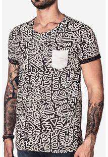 Camiseta Curly 100968