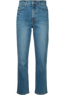 Nobody Denim Calça Jeans Reta - Azul