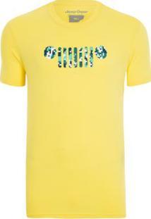 Camiseta Jeep Grade Selva - Masculino