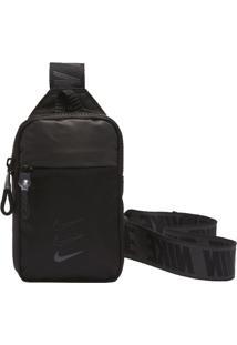 Pochete Nike Sportswear Essentials Preto/Cinza - U