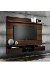 Painel Para Tv 55 Polegadas Livin Mocaccino 181 Cm
