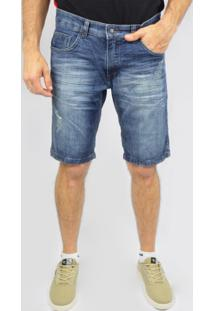 Bermuda Rip Curl Straight Washed Jeans