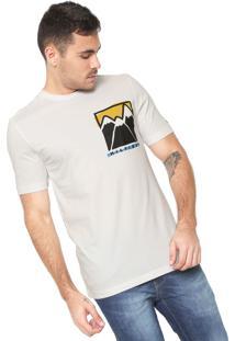 Camiseta Tommy Hilfiger Frame Branca