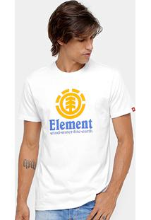 Camiseta Element Vertical Masculina - Masculino