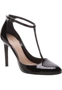 Sapato Tradicional Envernizado- Pretoschutz